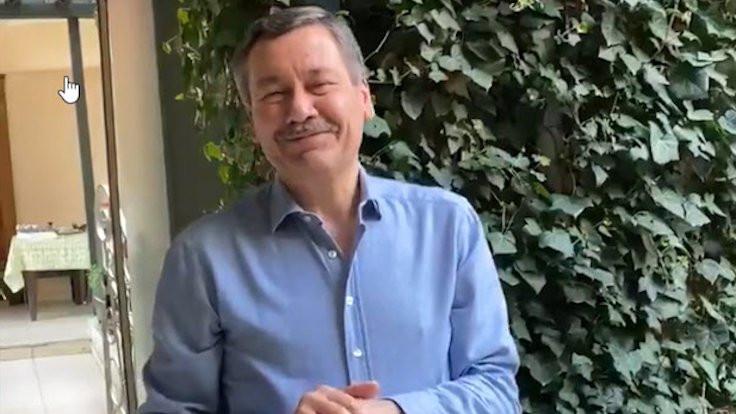 Gökçek'ten Erdoğan'a videolu 'kolonya' teşekkürü