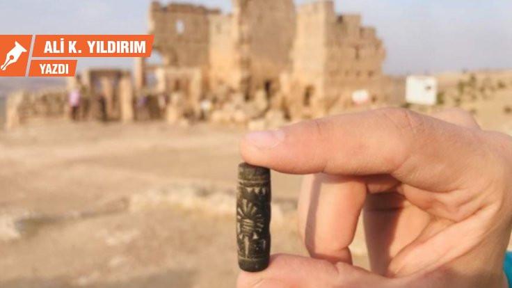 Zerzevan (Samachi) Kalesi: 'Asur mührü'nün sırrı