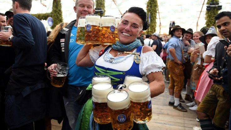 Almanya'da 200 yıllık Oktoberfest iptal edildi