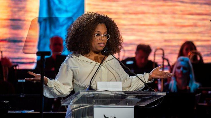 Oprah'dan 10 milyon dolarlık korona yardımı
