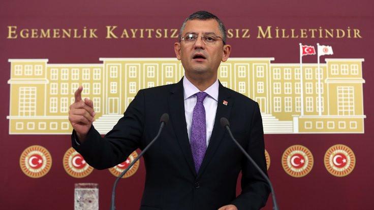HDP'nin engellenmesine CHP'den tepki: Anayasal hakkın kısıtlanması