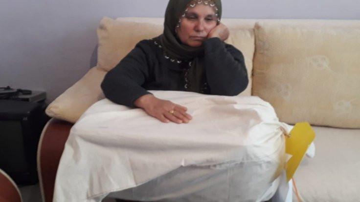 PKK'linin cenazesi kargoyla aileye gönderildi