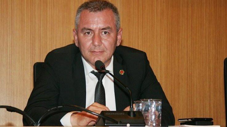 Antalya Barosu başkanına kınama cezası