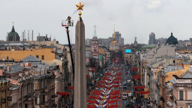 Rusya'da vaka sayılarında rekor artış