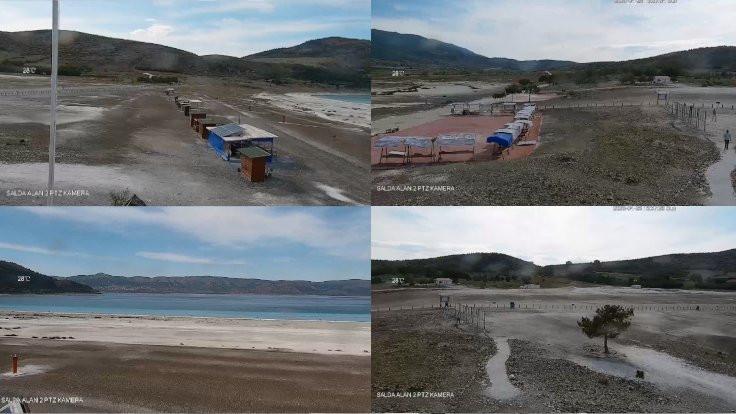 Salda Gölü'nden 24 saat yayın yapılacak