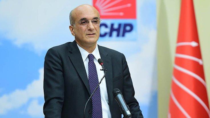 CHP'nin 'sokağa çıkma yasağı' önergesine ret