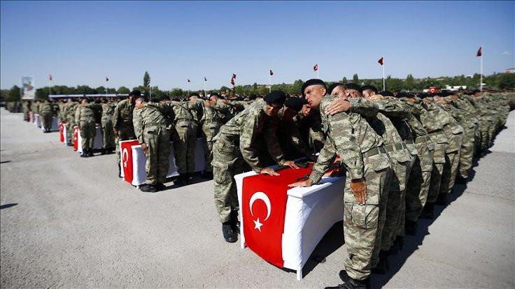 MSB'den terhis erteleme gerekçesi: Covid-19 ve askeri operasyonlar