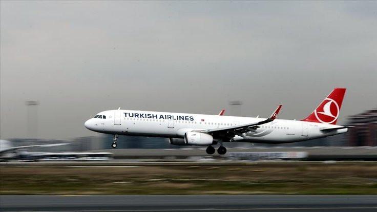 THY'den tahliye uçuşları açıklaması