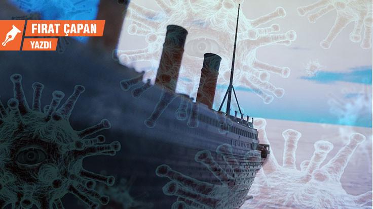 Titanik, Siyah Kuğu ve korona