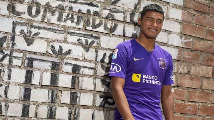 Manchester City'e 16'lık Perulu transfer