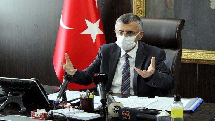 Zonguldak Valisi: Sağlıkçılar bize yük oluyor