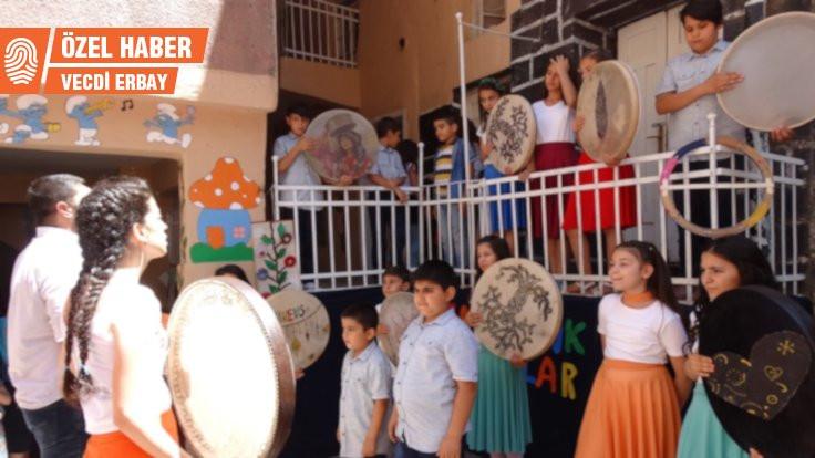 Sur çocukları için 'Dayanışmanın Ev Hali'