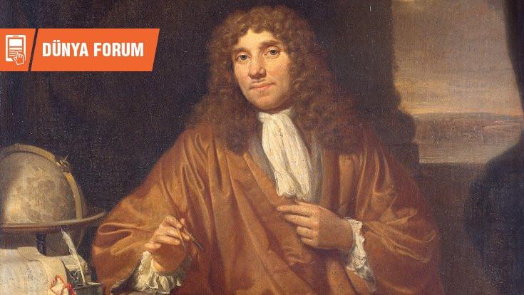 Görünmez dünyanın kâşifi Leeuwenhoek