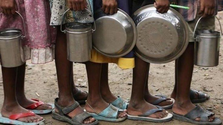 'Salgın yarım milyarı daha yoksul yapacak'