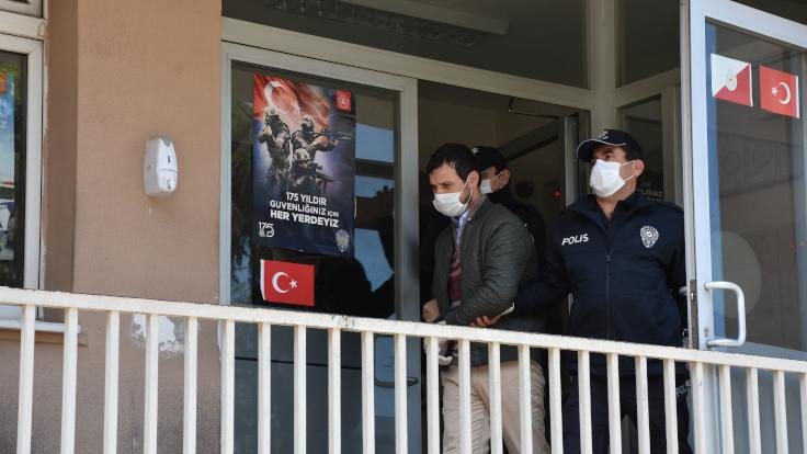 Yasaya rağmen: Kadın doktora saldıran zanlı serbest bırakıldı