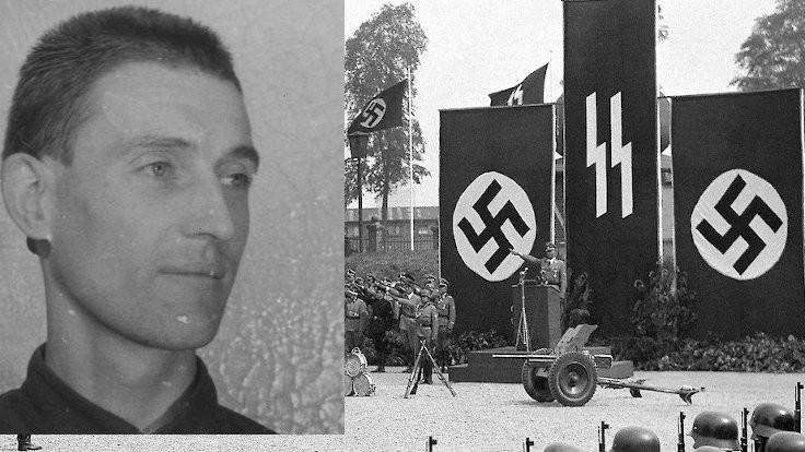 Tavan arasındaki Nazi...