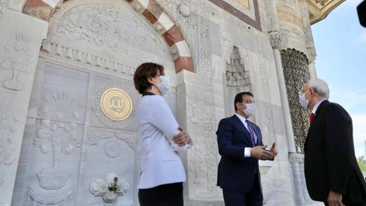 CHP'den Tarihi Yarımada turu