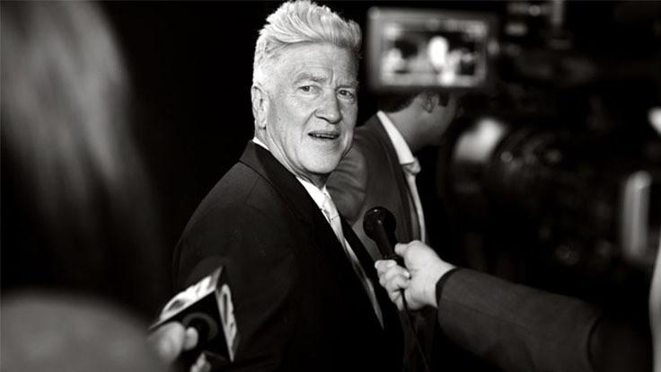 Lynch bağışçılarla kahve içecek