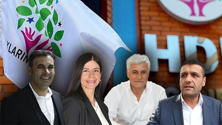 HDP'li beş belediyeye kayyım atandı