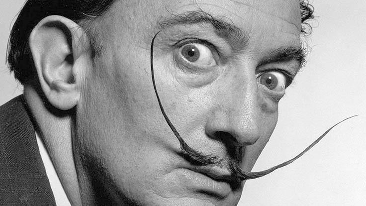 Dalí sergisi online erişime açıldı