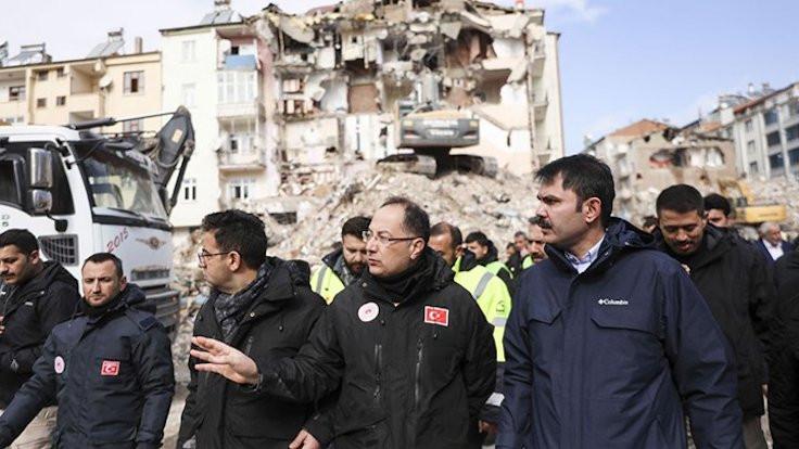 415 bin liralık 'deprem' ihalesi