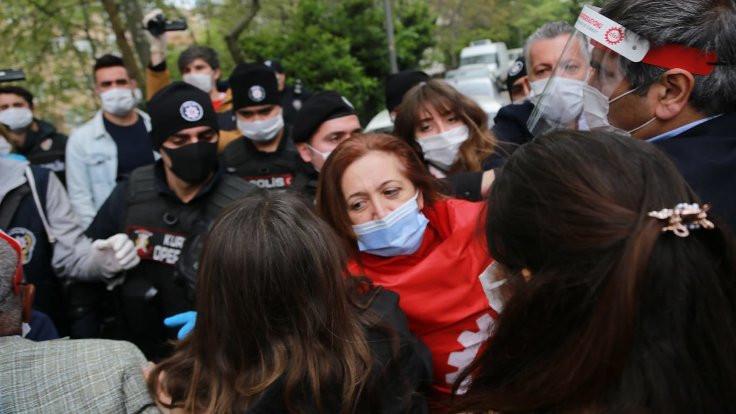 DİSK Genel Başkanı gözaltına alındı