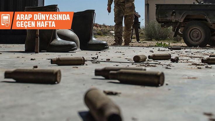 'BAE Libya'yı bölmeye mi çalışıyor?'