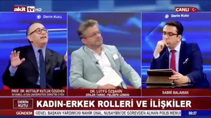 CHP'den Prof. Özgüven hakkında suç duyurusu