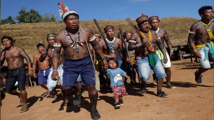 Ekvador'da Amazon yerlilerine korona bulaştı