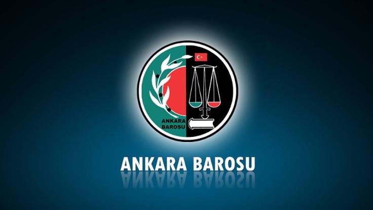 Ankara Barosu: Avukatlık boyun eğmeyi inatla reddeden meslek olarak var olacak