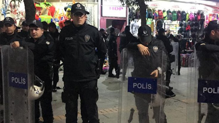 HDP Batman il binasına polis baskını