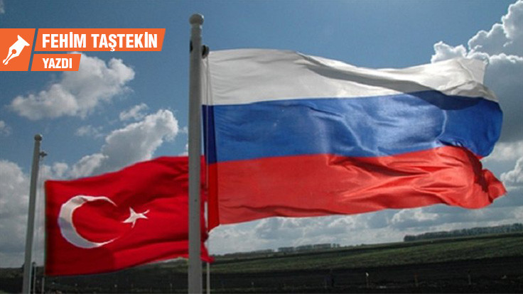 Türk'ün hevesi, Rus'un kalibresi