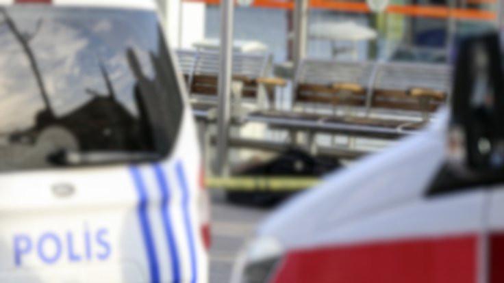 Tramvay durağındabir kişi ölü bulundu