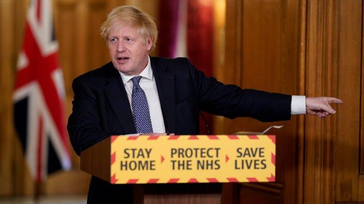 Johnson: Doktorlar ölümümü ilan etmeye hazırdı