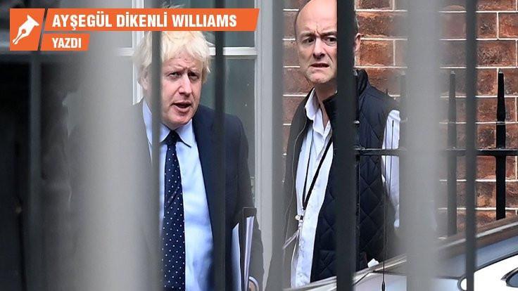 Boris Johnson'ın 'Cummings' sınavı