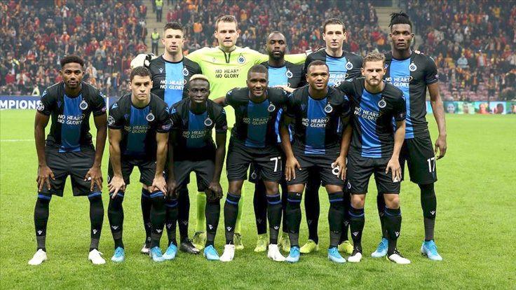 Belçika'da Club Brugge şampiyon ilan edildi