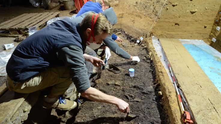 Homo sapiens Avrupa'da bilinenden eski çıktı