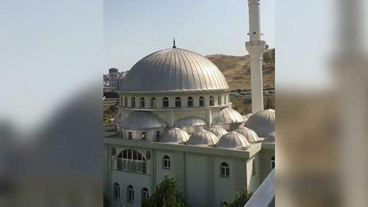 İzmir'de camilerden Çav Bella marşı çalındı