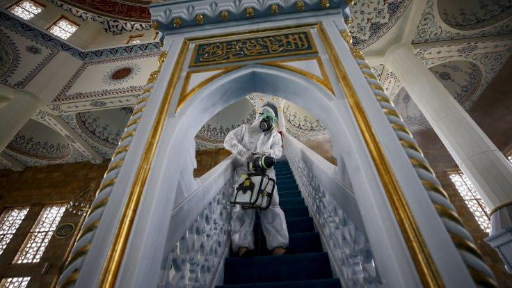 Camilerin açılmasıyla 1003 kurban kesilecek