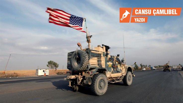 ABD'nin Suriye jargonuna son hediyesi