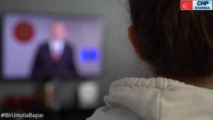 CHP'den 19 Mayıs filmi: Bir umutla başlar