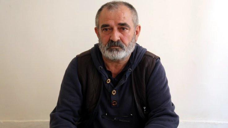 Diyarbakır'da yaşayan İsmet Dinç, oğlunun işkenceyle öldürüldüğünü iddia etti