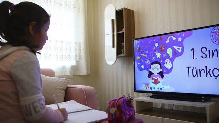 EBA TV'den eğitim 19 Haziran'a kadar sürecek
