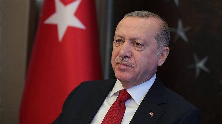 Erdoğan: Virüs bir süre daha bizimle