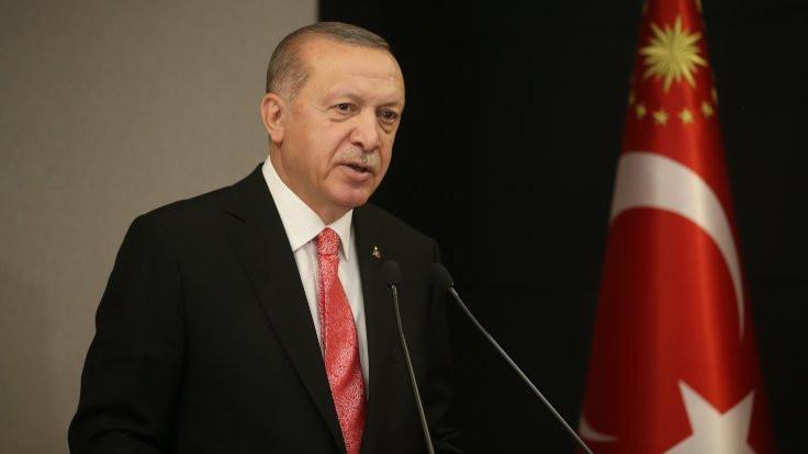 Erdoğan: Kudüs'ü Şerifin kırmızı çizgimiz