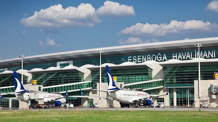 Esenboğa Havalimanı yarın açılıyor