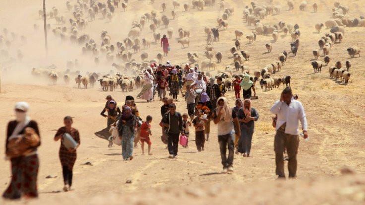 'IŞİD üyeleri soykırım ve savaş suçlarından yargılansın'