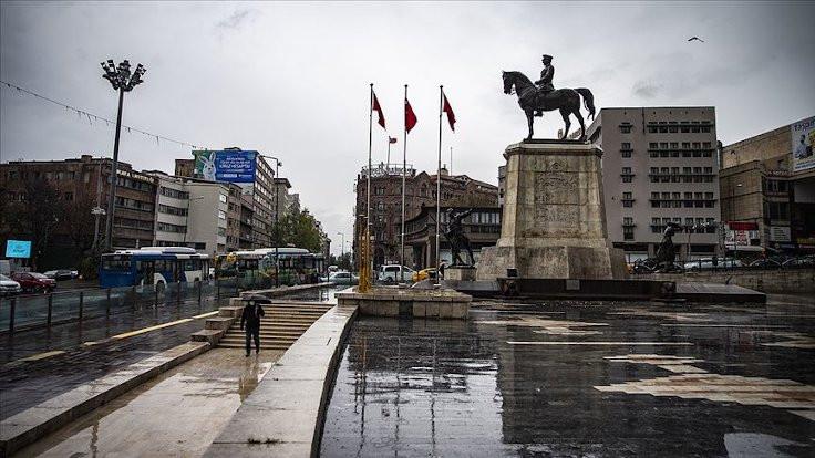 Ankara Valiliği'nden sarı alarm