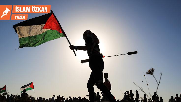 Siyonizmin kurucu ötekisi Filistin ve Nekbe