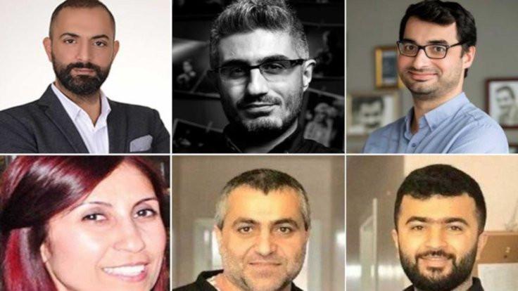 Gazeteciler hakkındaki iddianame kabul edildi
